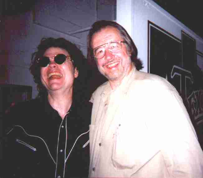Bill Bragg and his good friend Ronnie Milsap